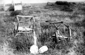 Сәбилердің бейіті (Моянды демалыс орнының маңы). Павлодар облысы, 1931 жыл.
